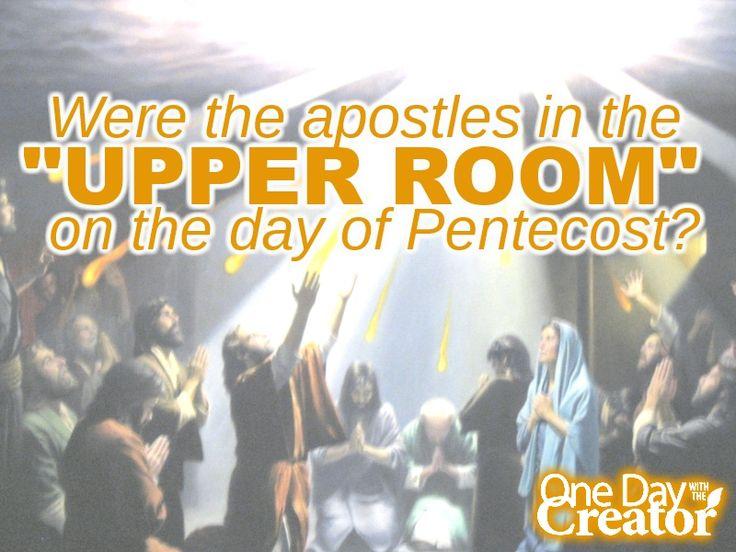 pentecost rapture