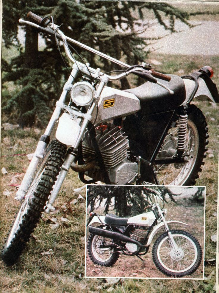 simonini 125 r 1974