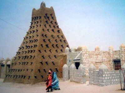 Timbuktu Is Back |  years after Timbuktu, one of Africa's greatest centres of civilization, was vandalized by Muslim savages, the heritage city is regaini