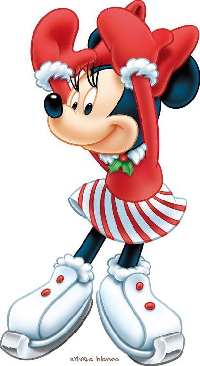Mickey egér navidad
