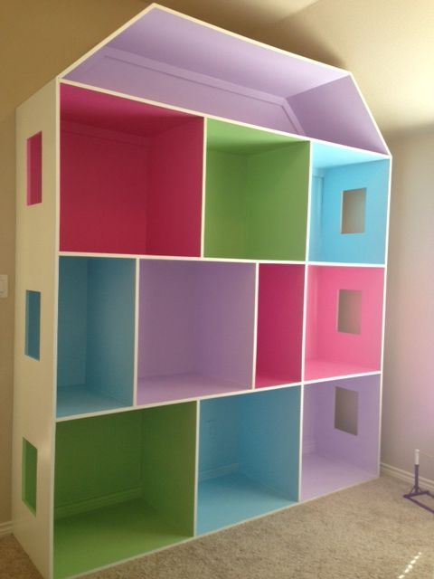 58 best diy dollhouses for american girl doll images on for Best way furniture store