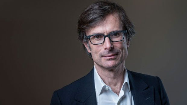 Two minutes with journalist and author Robert Peston