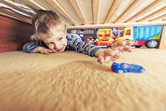 No more messy bedrooms -- here's how to model good behavior and teach your kids how to keep their rooms neat and tidy.