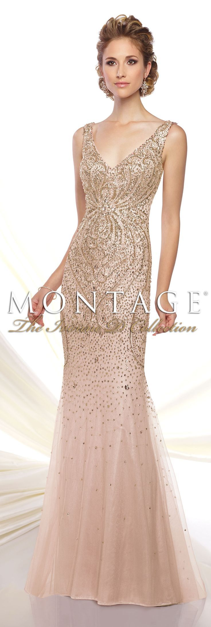 Couture Ivonne D Mother of the Bride Dresses 2018 for Mon ...