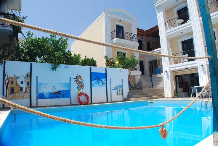 Renia Hotel Apartments Agia Pelagia, Heraklion Crete, Greece