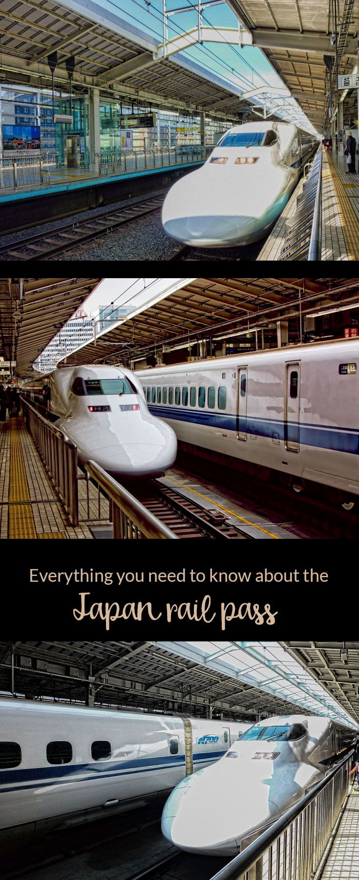 We've used the Japan Rail Pass on every trip but it's not for everyone or every itinerary.  We answer the most common questions in this post via @2aussietravellers