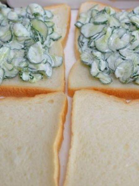 オンリ~きゅ~サンド by 調理師/料理家 槙 かおる | レシピサイト「Nadia | ナディア」プロの料理を無料で検索