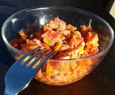 Rezept Thunfischsalat - WW geeignet, LC von Ina13 - Rezept der Kategorie Vorspeisen/Salate