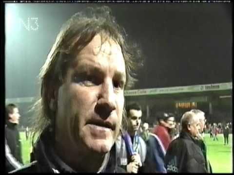 Tus Celle FC - Eintracht Braunschweig 1:2 Regionalliga Nord 26. Spieltag 1997/98 - YouTube