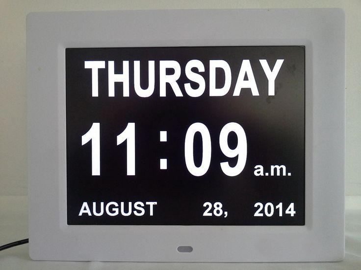 Memory Loss Digital Calendar Day Clock - The Senior Care Shop  - 3