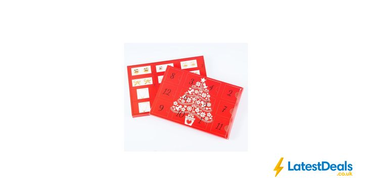 Jewelley Gift Set ,12 Day Advent Calendar, £16.99 at Amazon UK