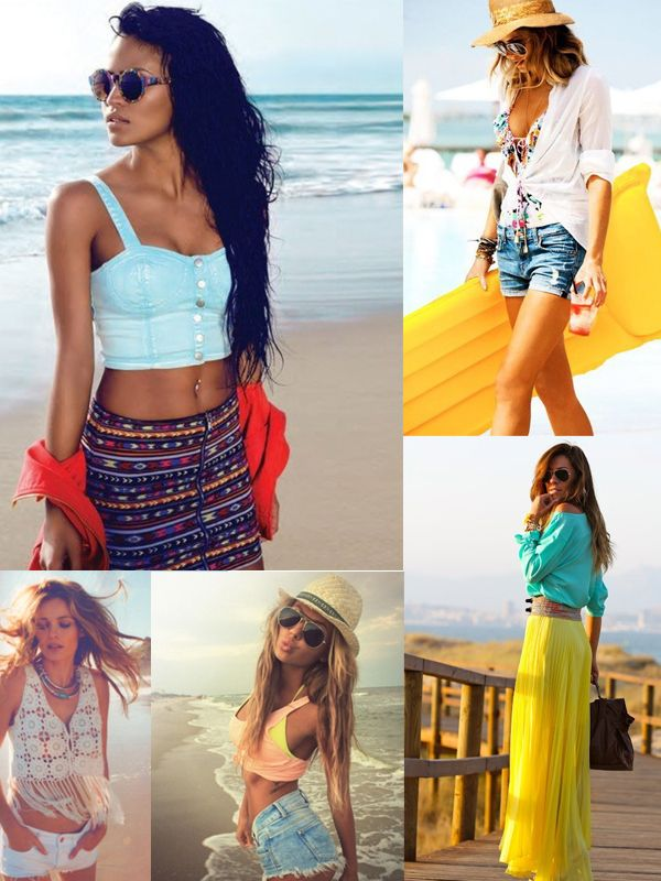 1000+ Images About Beach Party Ideas & Outfits On