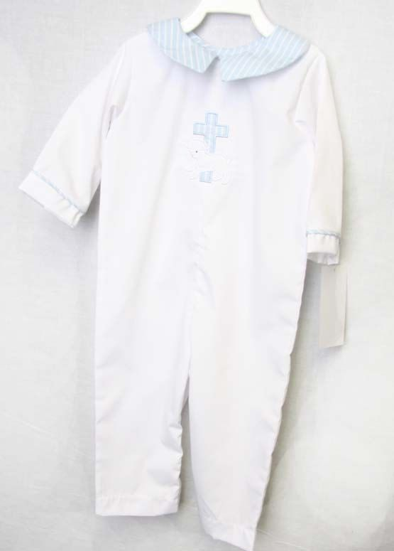 Baby Boy Christening  Baby Christening Outfit  Baby Boy