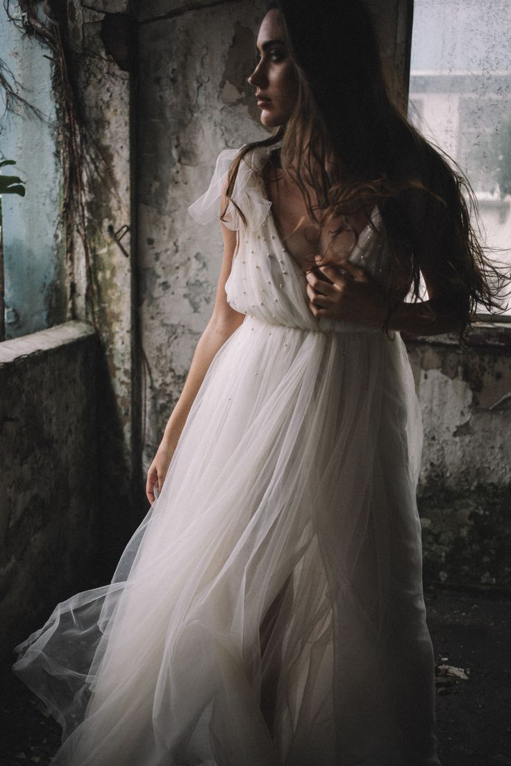 The Lyra gown from our Constellation bridal collection  Photography www.thewoods.photography