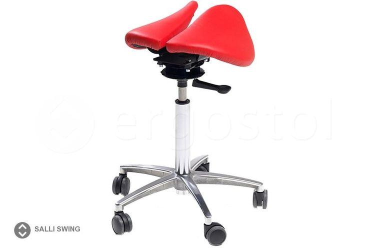 Эргономичный стул-седло Salli Swing