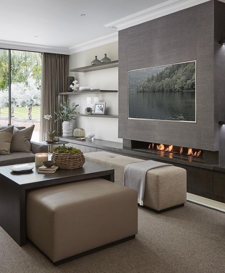 71 contemporary living room design and decor ideas 32 in 2019 rh pinterest com