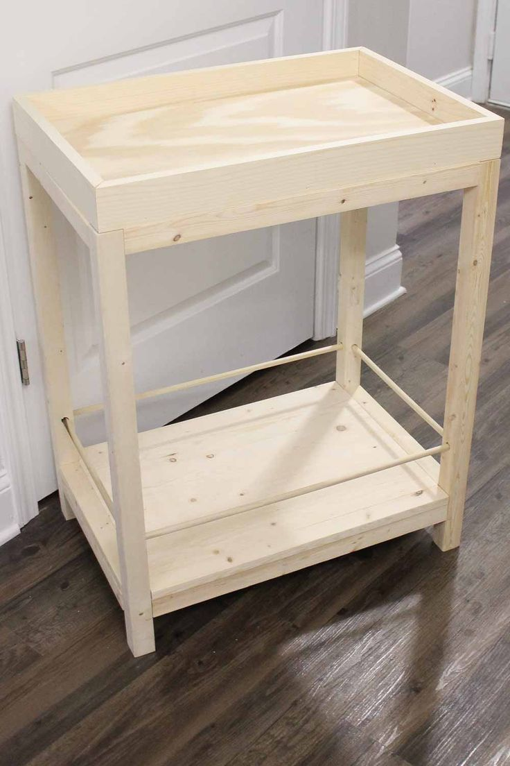 The 25 best Rustic bar carts ideas on Pinterest Rustic outdoor
