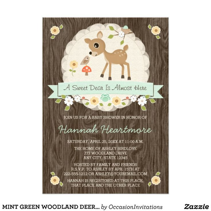 758 best baby shower invitations images on pinterest | baby shower, Baby shower invitations