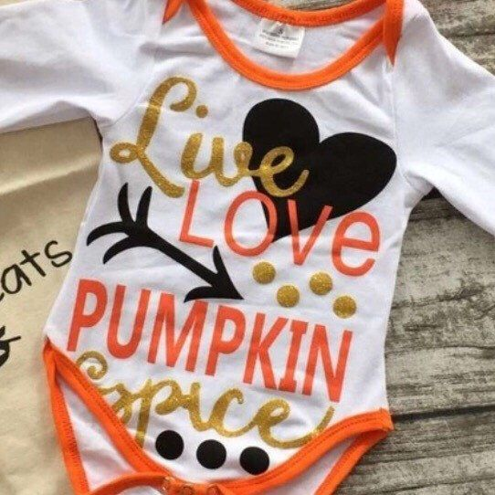 A personal favorite from my Etsy shop https://www.etsy.com/listing/453617734/baby-girls-halloween-bodysuit-baby-girl