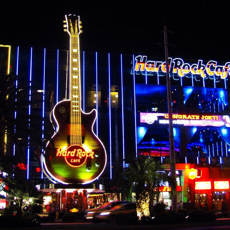 Hard rock casino Spiele