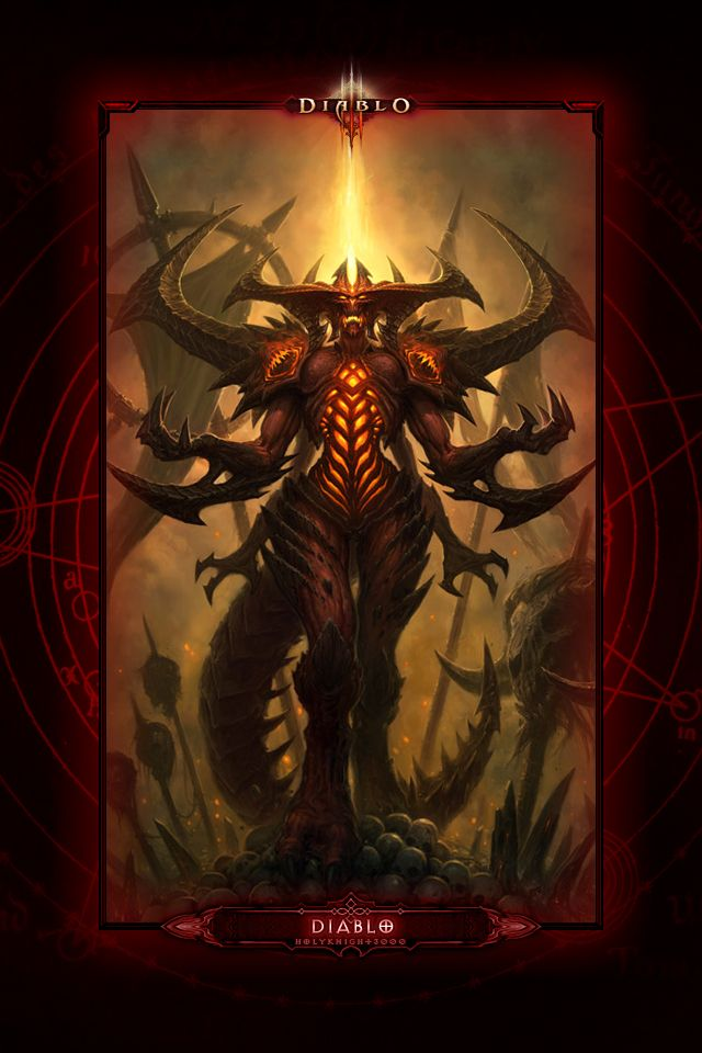 Diablo II 2014 by Holyknight3000