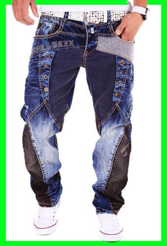 Cipo-Baxx-Premium-Quality-Party-Jeans-C-1088-Free-Worldwide-Shipping