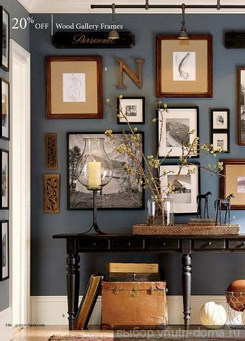 Neutrals are winning me over. And the gallery here - love. MyPatchOfBlueSky.com