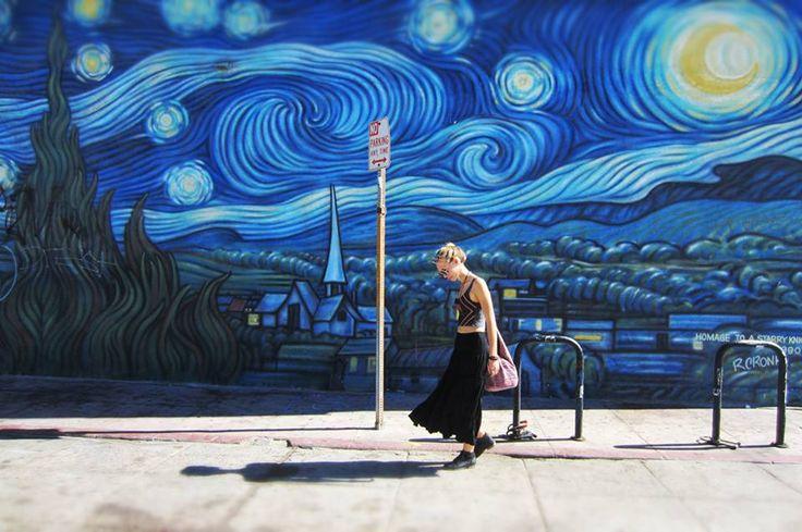 Yidzil Gece, Van Gogh