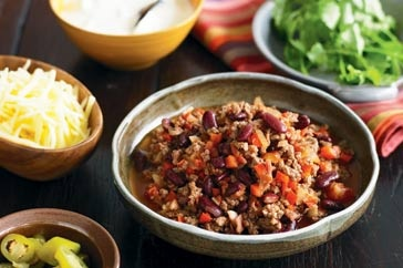 Chilli Con Carne - low-gi