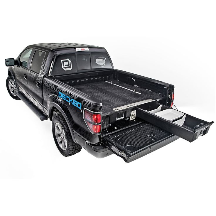 DECKED Truck Bed System for 2004  Ford F-150