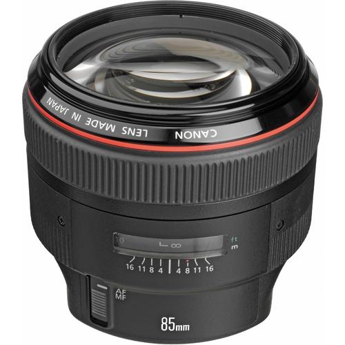Canon EF 85mm f/1.2L II USM  NEXT ON MY LIST