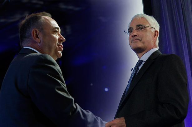 Independence referendum: Alex Salmond and Alistair Darling ready to go head-to-head live on television - Scotland Now