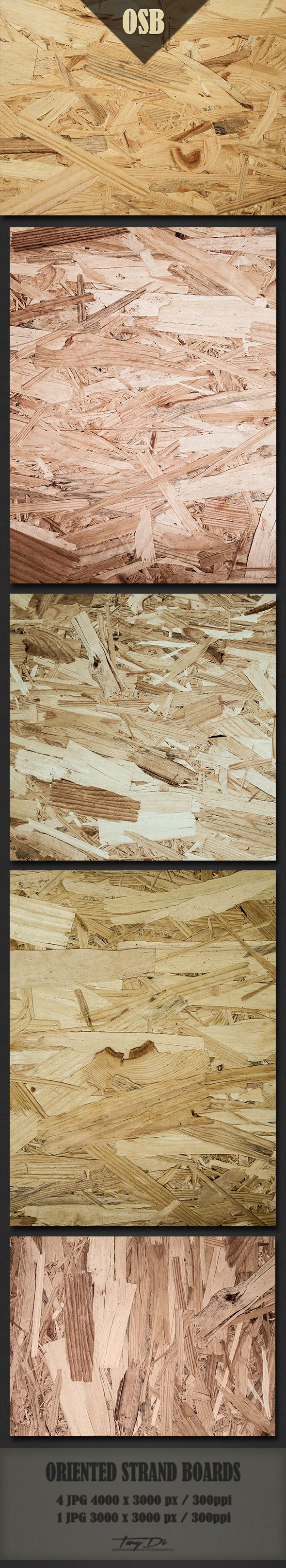 Osb Oriented Strand Boards By Tanydi Tany Dimitrova Via