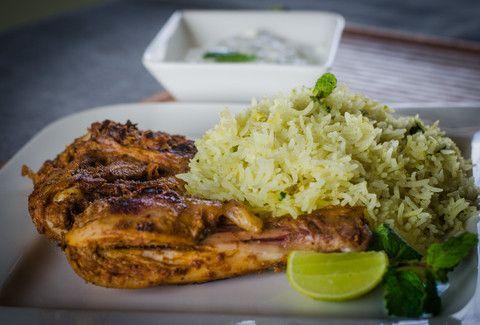 Lebanese Grilled Chicken – FreshMenu