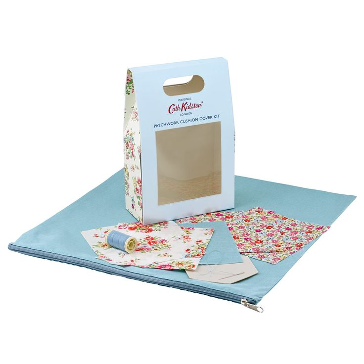 Patchwork Craft Kit | Knitting, Sewing & Crafts | CathKidston