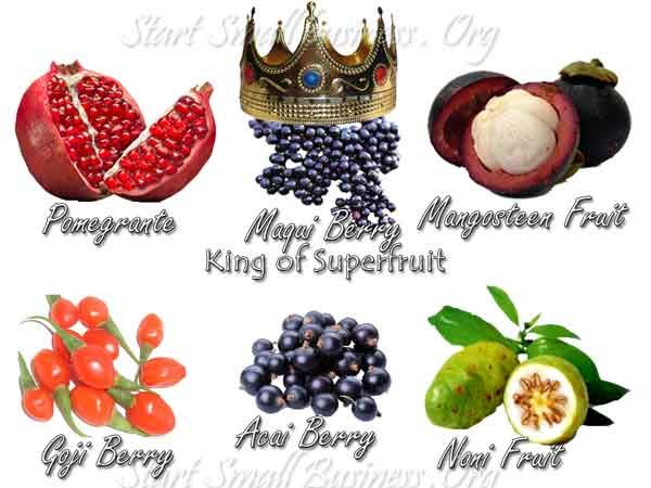 Maqui Berry is the King of all Superfruits