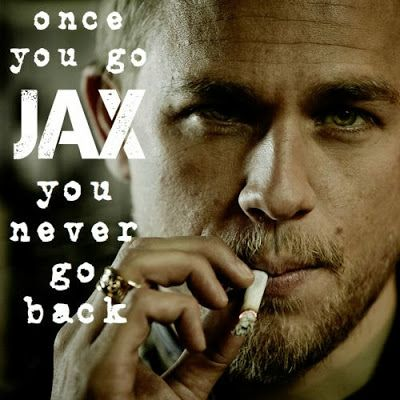 Jax Teller ~ Charlie Hunnam ~ Sons of Anarchy