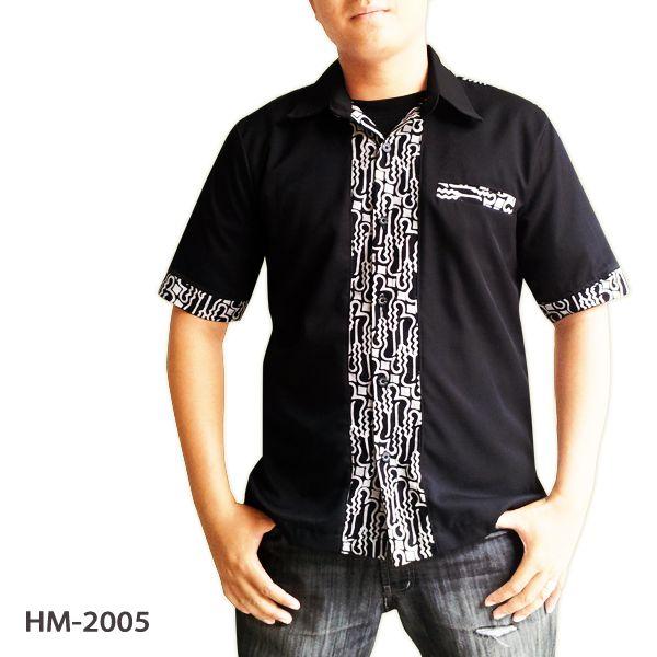 Kemeja Iron HM-2005  #kemejabatikmedogh  http://medogh.com/baju-batik-pria/kemeja-batik-pria/Kemeja-Batik-Optimus-Series-Kemeja-Iron-HM-2005