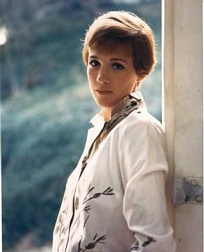 i always wanted to be an audrey, but i've always been more of a julie. questionable hairstyle and all.