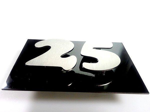 46 besten edelstahl schilder bilder auf pinterest. Black Bedroom Furniture Sets. Home Design Ideas