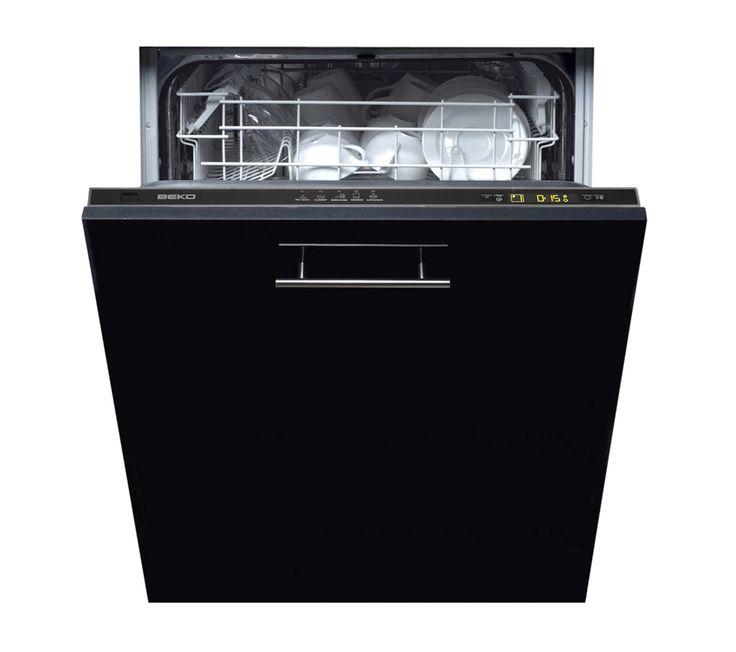 BEKO DI1254AP Full-size Integrated Dishwasher