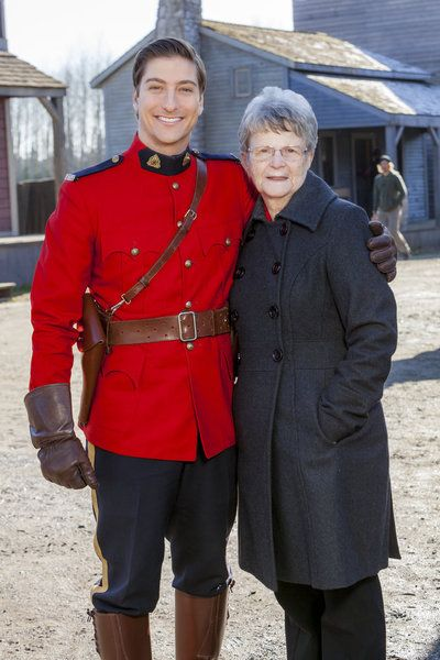 When Calls the Heart 1007                              Abigail decides to re-open an abandoned café, but must strike a risky deal with harsh businessman Henry Gowen.  Elizabeth and Jack misunderstand each other after Elizabeth's brief romance with a miner, leading them to start facing their feelings for each other. Photo: Daniel Lissing & Janette Oke Credit: Copyright 2013 Crown Media United States, LLC/Photographer: Eike Schroter
