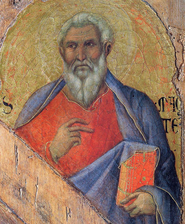 მოციქული და მახარებელი მათე  |  წმინდათა ცხოვრება