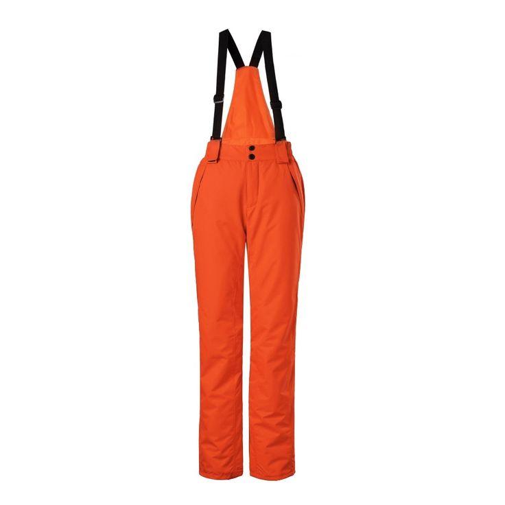 89.90$  Watch here - http://alizx7.worldwells.pw/go.php?t=32785771483 - 2016 winter orange snowboard overalls ski pants women suspenders waterproof womens snow pants pantalon ski femme