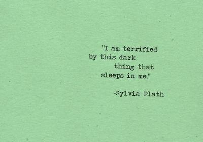 Sylvia Plath's Poetry Is Dark and Disturbing