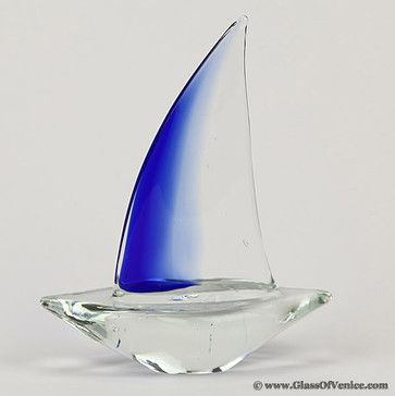 Murano Glass Sculptures mediterranean artwork
