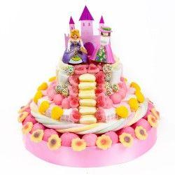 gateau bonbon La Princesse des bonbons