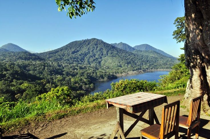 Wanagiri Buleleng Bali hidden way