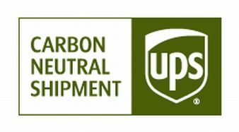 emerginC now offers UPS carbon neutral shipping.