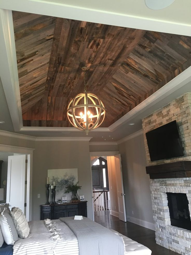 Ceiling Wood Planks 5 Styles To Steal High Ceiling